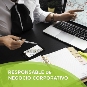 RESPONSABLE NEGOCIO CORPORATIVO