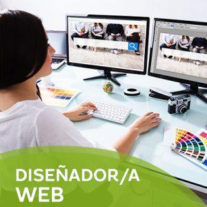 DISEÑADOR/A WEB