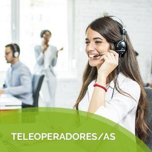 teleoperadores/as