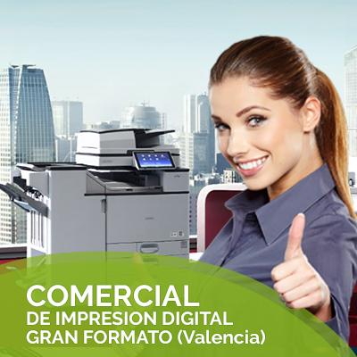 Comercial de Impresión Digital Gran Formato HP