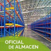 Oficial de Almacen