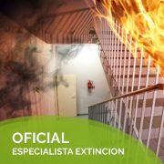 OFICIAL ESPECIALISTA EXTINCION
