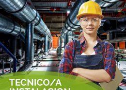 TÉCNICO INSTALACIÓN DE CONDUCTO FRÍO/CALOR REF.: B2B0960