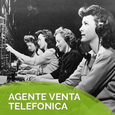 Agente de Atención y Venta Telefónica
