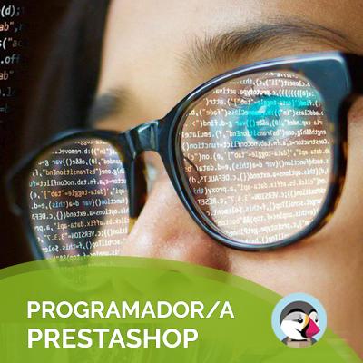 Programador/a Prestashop Full Stack