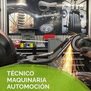 TECNICO MAQUINARIA AUTOMOCION