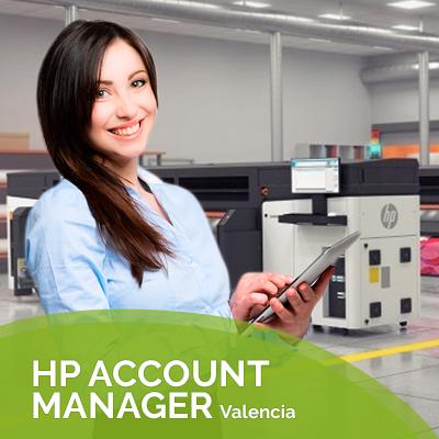 HP ACCOUNT MANAGER Valencia