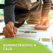 Administrativo/a Caja