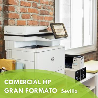 Comercial Hp Gran Formato